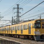 新2000系2543F「ミステリービアトレイン」運転(2015.10.4)