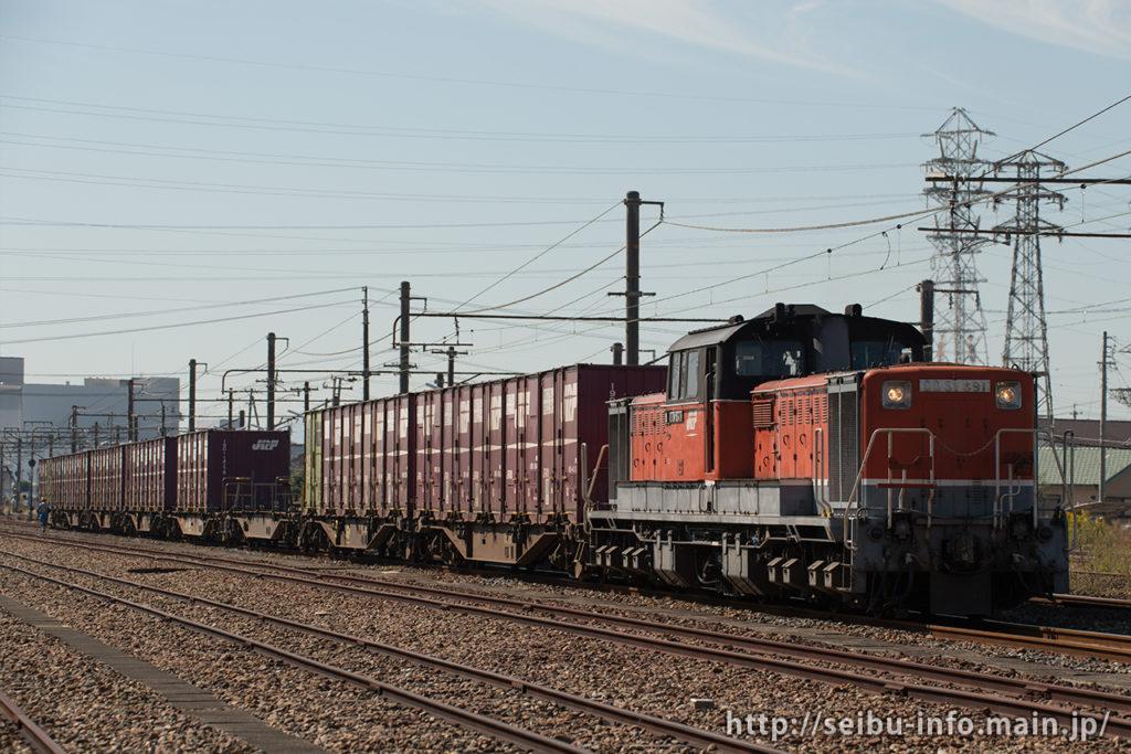 第8080列車 DD51-891