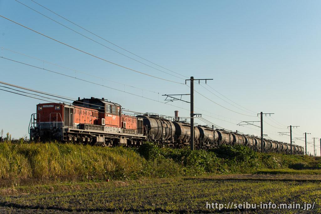 第5366列車 DD51-893