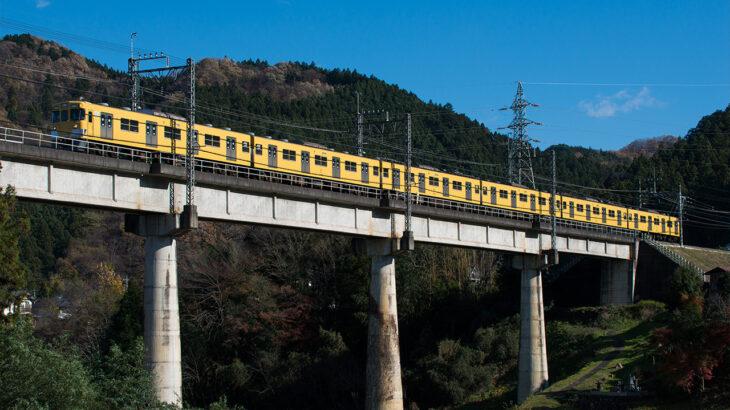 2000系2029F 廃車回送を実施、横瀬へ