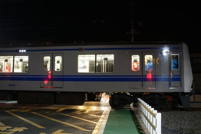 20150228-6000系6156F-武蔵丘出場試運転3