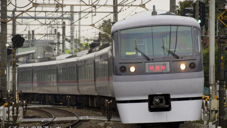 10000系10112Fが新宿線で試運転を実施