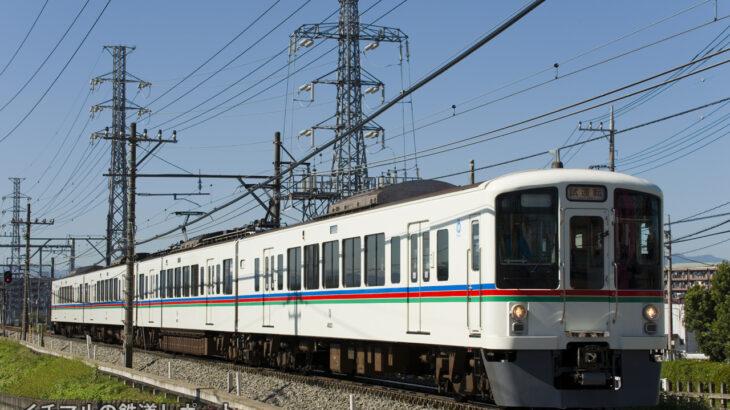 4000系4023Fが玉川上水車両基地を出場、拝島線で試運転を実施