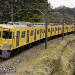 2000系2015F 廃車のため南入曽から横瀬へ