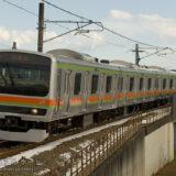 JR八高線・川越線用のE231系3000番台が登場、試運転を実施