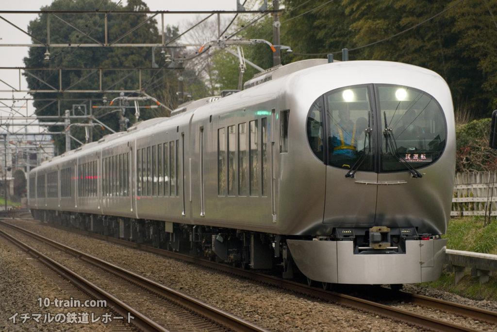 2019年3月デビュー、新型特急車両001系「Laview(ラビュー)」