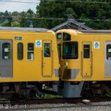 9000系9105Fが4両編成に組み替え 新101系263F牽引で横瀬から武蔵丘へ