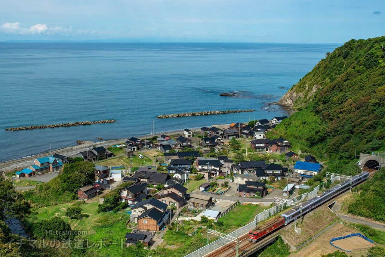2度の推進運転、10000系ニューレッドアロー(4両)富山地方鉄道へ譲渡!甲種輸送を全行程を追いかける
