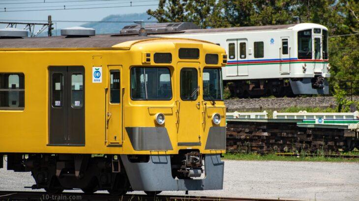 旧2000系2003F 南入曽から横瀬へ廃車回送
